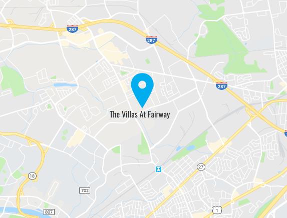 The Villas at Fairway Map